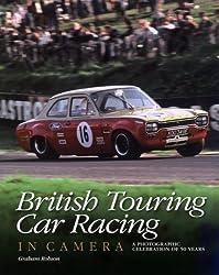 British Touring Car Racing in Camera