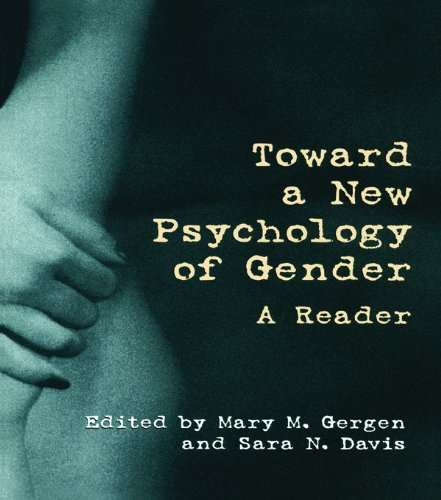 Download Toward a New Psychology of Gender: A Reader Pdf