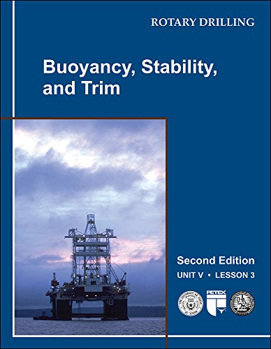 Buoyancy, Stability, and Trim (Rotary Drilling Series, Unit 5, Lesson 3)