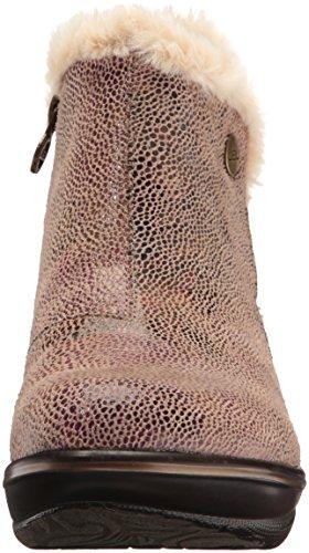 Shimmer Women's Ankle Bootie JBU by Jambu Mesa Blush zg0nTB