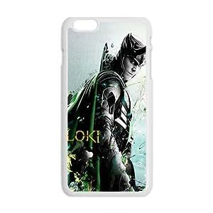 Happy Loki Fashion Comstom Plastic case cover For Iphone 6 Plus