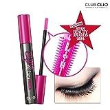 Clio Salon De Cara Roll Volume Mascara, Black, 9 Gram