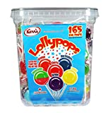 Kerr's Lollipops Big Pops - 165 count, 1.5KG
