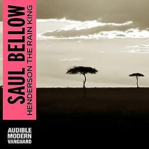 Henderson the Rain King Audiobook