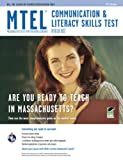 img - for MTEL Communication & Literacy (Field 01) Book + Online (MTEL Teacher Certification Test Prep) book / textbook / text book