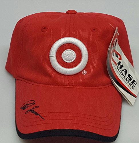 Chase Authentic Drivers Line New NASCAR Reed Sorenson #41 Target Buckle Hat