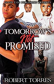 Book Cover: Tomorrow's Not Promised