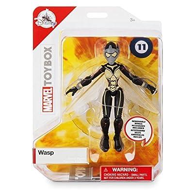 Toybox Wasp Action Figure Disney Marvel Toy Box Superhero