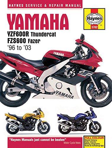 Yamaha Yzf600R - 8