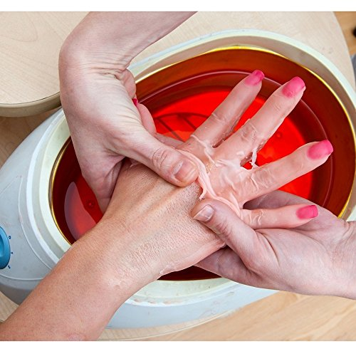 Paraffin Wax Bath Skin Glow Hands Feet Skin Smoother Spa Treatment Tub by Homax