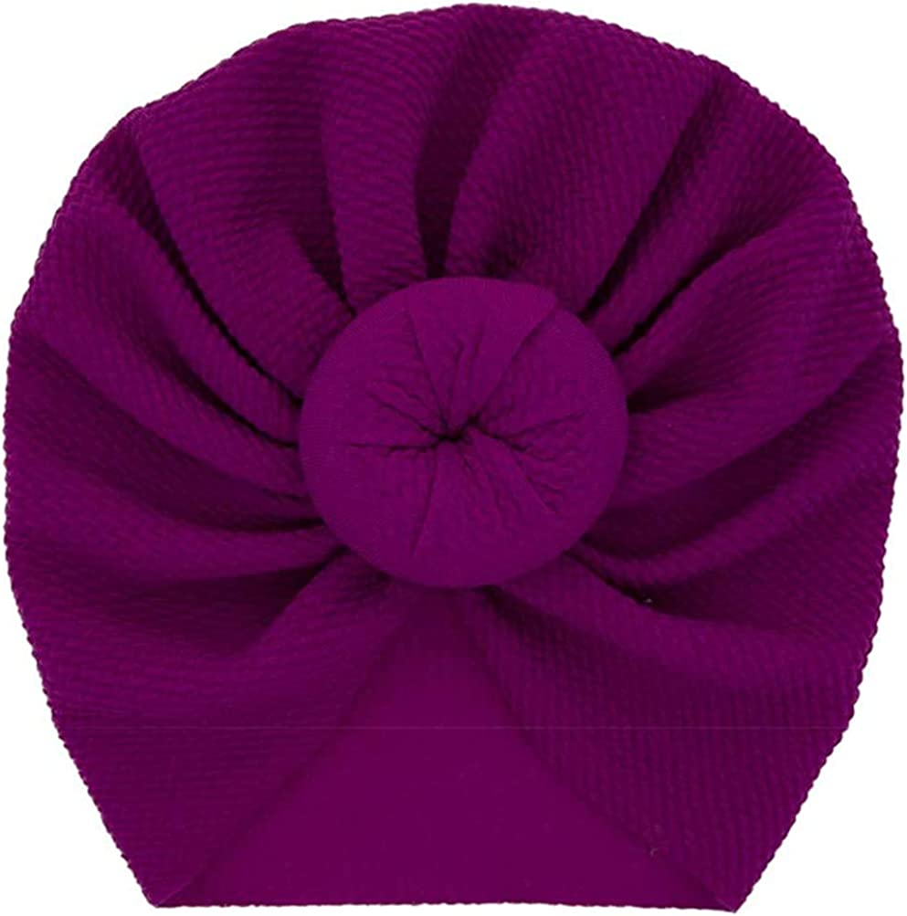 Qhome Girls India Hat Kids Turban Cap Kids Beanie Headband Toddler Tabbit Ear Hat Kids Set Head Cap Baby Hats
