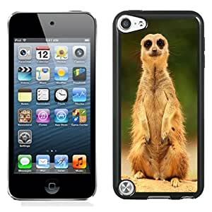 Beautiful Designed Case For iPod 5 Phone Case With Standing Mongoose Phone Case Cover