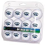 LinksWalker NCAA Nevada Wolfpack - Dozen Golf Balls