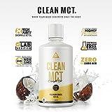 Clean MCT Oil: 100% Pure C8 Caprylic Acid