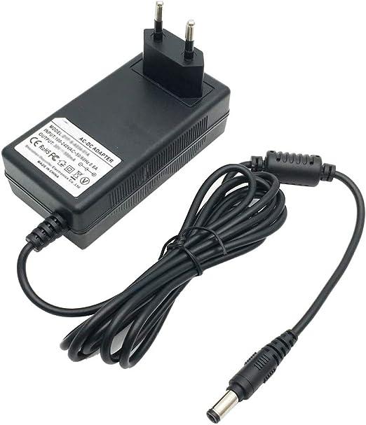 EMEXIN 30V 500mA Adaptador de cargador de repuesto para aspiradora inalámbrica Athlet Bosch BCH6256N1 BBH625W60 BBH6P25 BBH6P25K BBH6PZOO BCH625LTD BCH65RT25K BCH6L2561: Amazon.es: Hogar