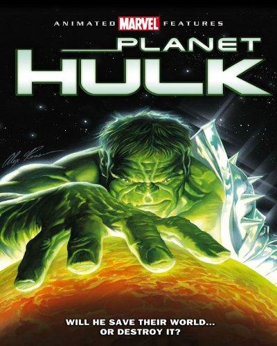 Marvel Comics Incredible Hulk - Planet Hulk