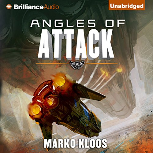 Angles of Attack: Frontlines, Book 3 Audiobook [Free Download by Trial] thumbnail