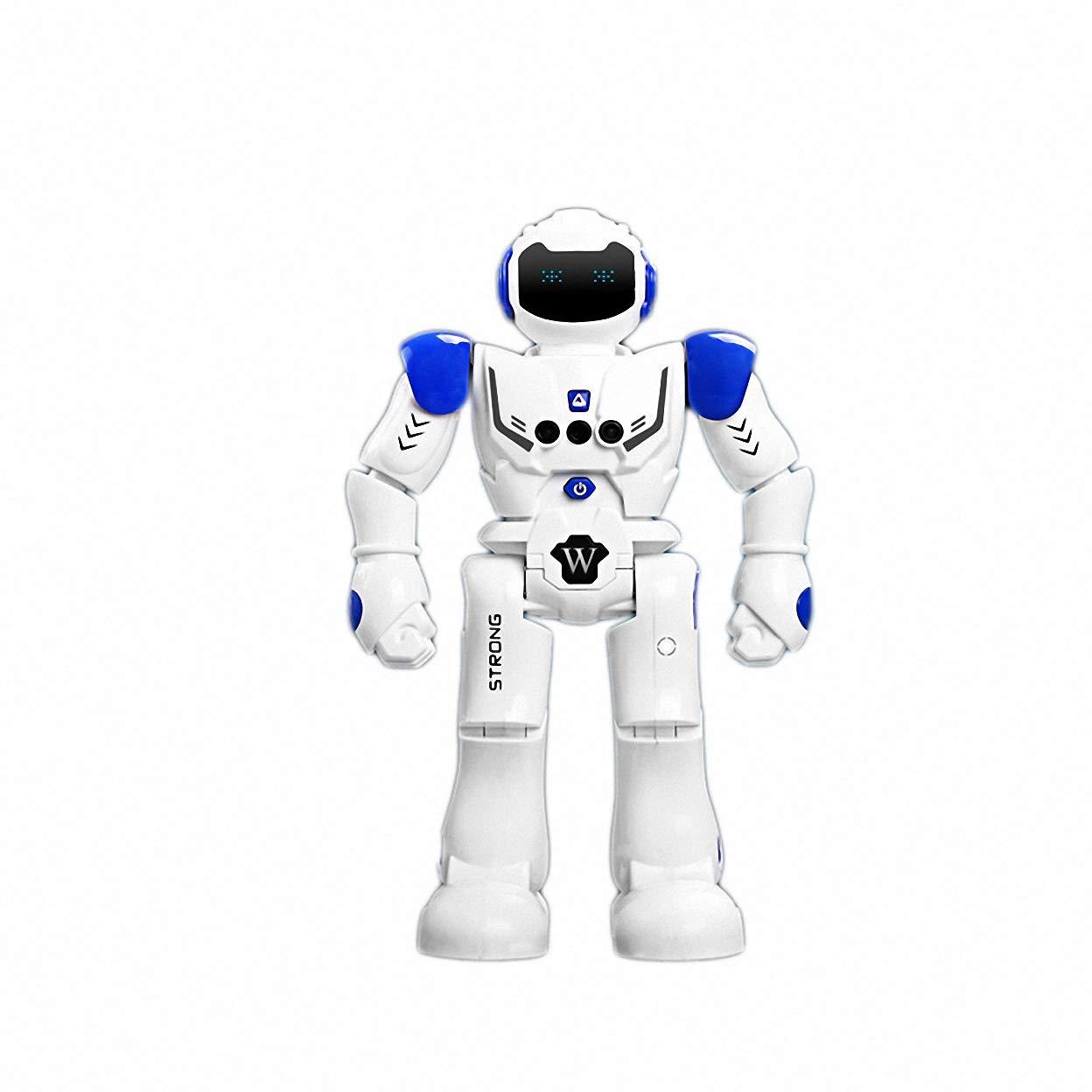 Robots for Kids-Robot Toy Hand Gesture Sensing Sing Dancing Walking Programming Robotics Toy for Teens Boys Kids Age 3 4 5 6 7 8 Year Kids Toys