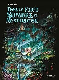 Dans la forêt sombre et mystérieuse par  Winshluss