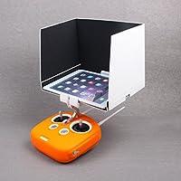 Drone Fans Tablet 9.7 inch IPAD Sunshade Hood for DJI Inspire1 Phantom 4/3/2 Remote Controller