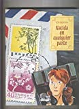 Front cover for the book Nacida en cualquier parte by Johanna