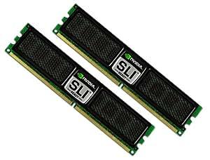 OCZ 2 GB DDR2 PC2-6400 SLI-Ready Edition Dual Channel