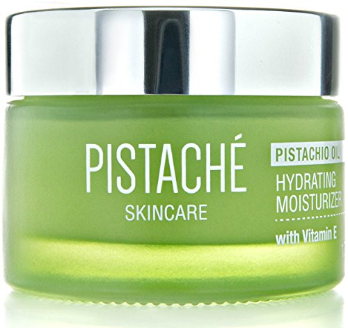 Pistaché Skincare Hydrating Face Moisturizer with Vitamin E – Made with Natural and Organic Ingredients (Single) (Cream 7 Hydrating Intense Daily)