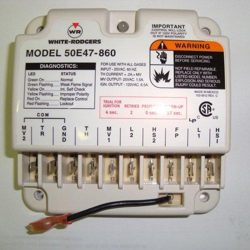 50E47-860 - Trane OEM Replacement Furnace Control Board
