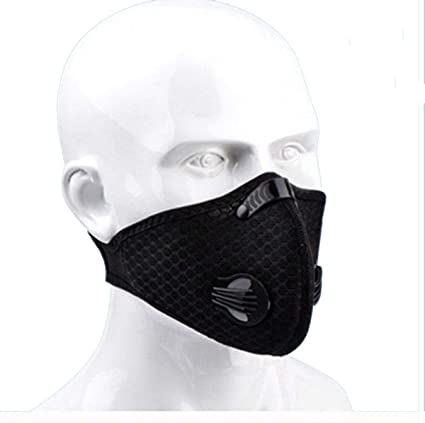 Cycling Ourdoor Sport Mouth-muffle with filter Motorcycle Riding Face Cover