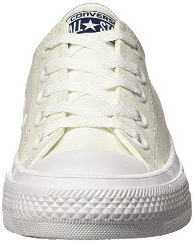 Ct navy Basso Uomo Ii Converse Collo A Ox white Bianco Sneaker white 7xPUWFwdq