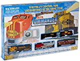 Bachmann Trains Digital Commander Ready - To - Run DCc - Equipped Ho Train Set