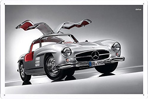 8x12 inches A-CAR02909 Automobile Car Vehicle Metal Poster Plate Tin Sign by Jake Box