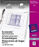 Kyпить Avery Acid Free Economy Sheet Protectors, Clear, Box of 50 (74090) на Amazon.com