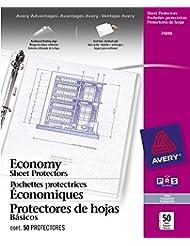Avery Acid Free Economy Sheet Protectors, Clear, Box of 50 (7...