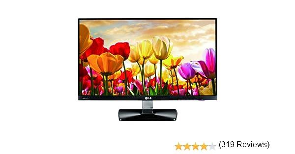 LG Electronics IPS237L - Monitor Standard, pnatalla LED, 23 Pulgadas, 16:9, 1920x1080, 5.000.000:1, D-Sub/HDMI/HDMI-MHL/Salida de audifonos: Amazon.es: Informática