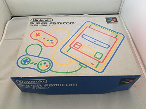 Super Famicom Console Japanese Video NES