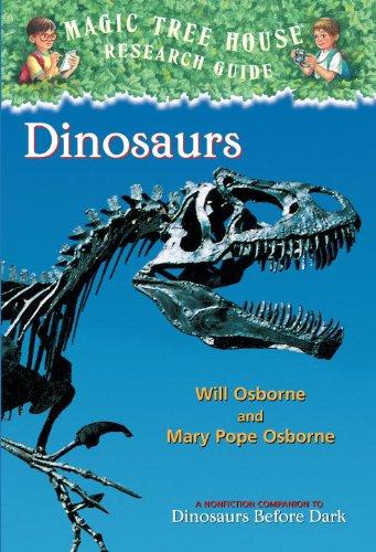 Dinosaurs: A Nonfiction Companion To Dinosaurs Before Dark (Turtleback School & Library Binding Edition) (Magic Tree House Fact Tracker) pdf epub