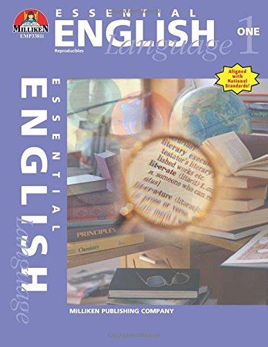 Essential English - Grade 1