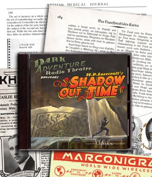 H.P. Lovecraft's The Shadow Out of Time by Microcinema