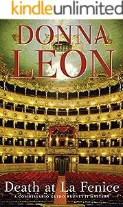 Death at La Fenice (Commissario Brunetti Book 1)