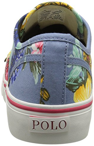 Polo Ralph Lauren Mens Morray Canvas Fashion Sneaker Chambray xaM5AC