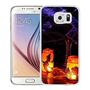 Halloween Theme (2) Durable High Quality Samsung Galaxy S6 Edge Case
