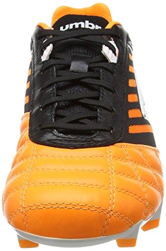 Umbro Medusæ Pro Hg, Botas de Fútbol para Hombre Naranja (Epy Orange Pop/White/Black)