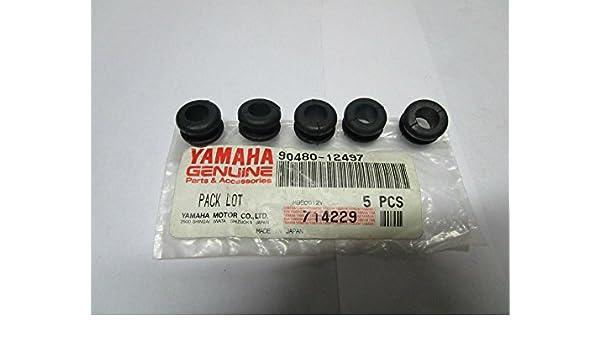 Silentblock para caja filtro aire Original para Yamaha BT 1100 ...