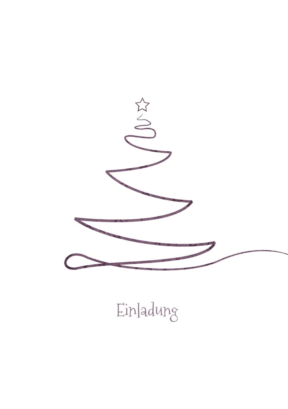 Kartenparadies Einladungskarte zu Weihnachten Weihnachten Weihnachten Einladung Linienbaum, hochwertige Weihnachtseinladung zum Selbstgestalten (Format  105x148 mm) Farbe  MattBlauDunkler B01MXKJ2R5 | Speichern  | Primäre Qualität  | Leicht zu reinigende Oberfläche  66efa0