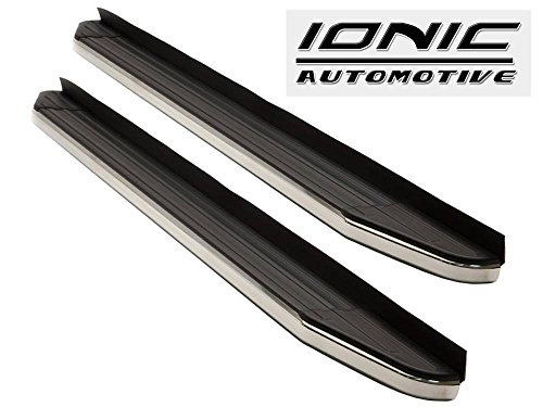 (Ionic Automotive 123200 CXV Running Boards Jeep 2014-2017, Not Trail Hawk, Summit or SRT Models/Jeep Grand Cherokee 2011 to 2013)