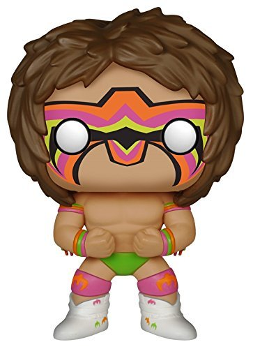 Funko POP WWE: Ultimate Warrior Vinyl Figure