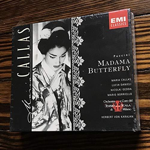 - Puccini: Madama Butterfly (complete opera) with Maria Callas, Lucia Danieli, Nicolai Gedda, Herbert von Karajan, Chorus & Orchestra of La Scala, Milan