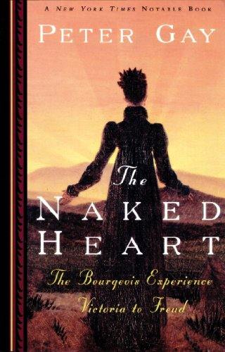 Bourgeois experience freud heart naked victoria