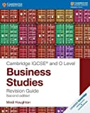 Cambridge IGCSE: Business Studies. Revision Guide (Cambridge International IGCSE)
